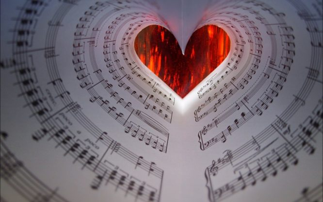 красивое слайд шоу из фотографий с музыкой