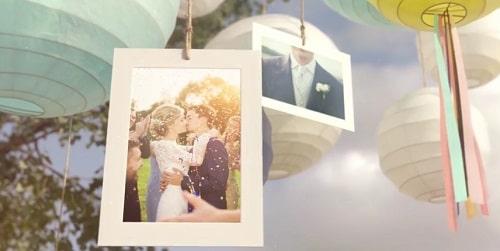свадебное слайд шоу фото 1